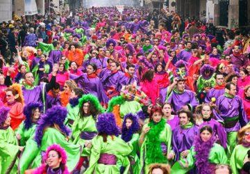 İskeçe (Xanthi) Karnavalı | Yunanistan