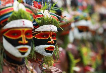 Goroko Festivali | Papua Yeni Gine