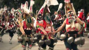 Pernik - Surva Festivali   Bulgaristan