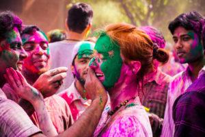 Hindistan Holi Festivali | Hindistan