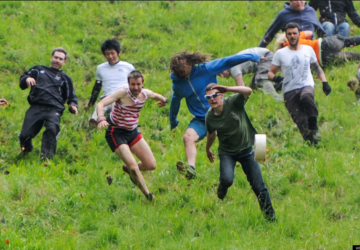 Cheese Rolling Festivali | İngiltere
