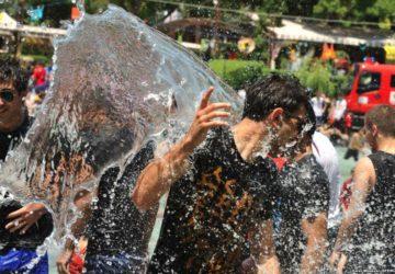 Vardavar Festivali | Ermenistan