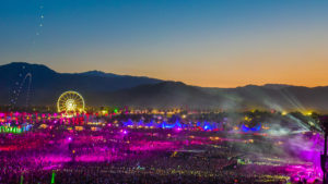 Coachella Vadisi Müzik ve Sanat Festivali   ABD