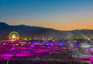 Coachella Vadisi Müzik ve Sanat Festivali | ABD