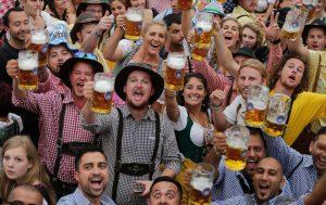 Oktoberfest - Munich | Almanya