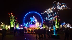 Lyon Işık Festivali | Fransa
