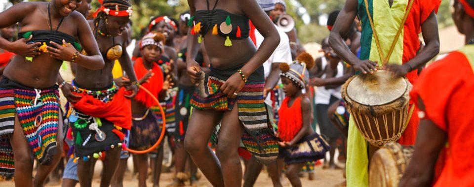 Bissau Karnavalı | Gine - Bissau